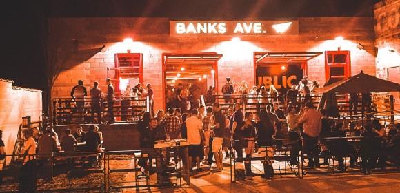 Karaoke in Asheville on Sundays at Banks Ave