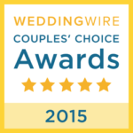 WeddingWire Couples Choice Award Winner