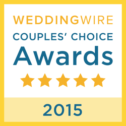 WeddingWire Couples Choice Award Winner